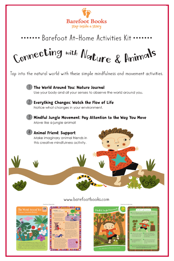 Connecting With Nature and Animals