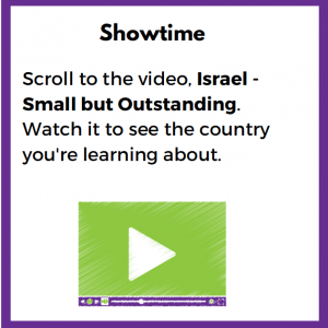 Israel Challenge