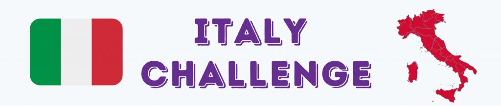 Italy Challenge