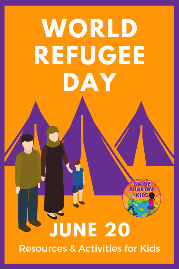 World Refugee Day Resources for Kids