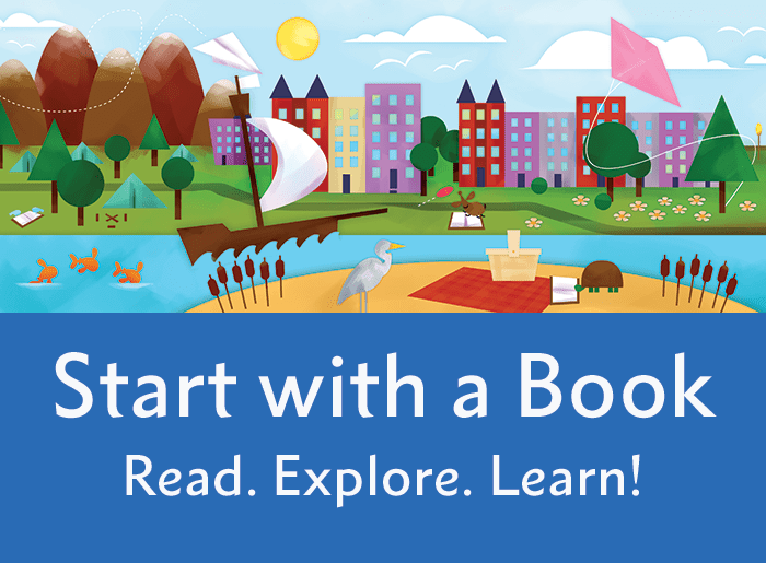 Start With a Book