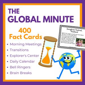The Global Minute