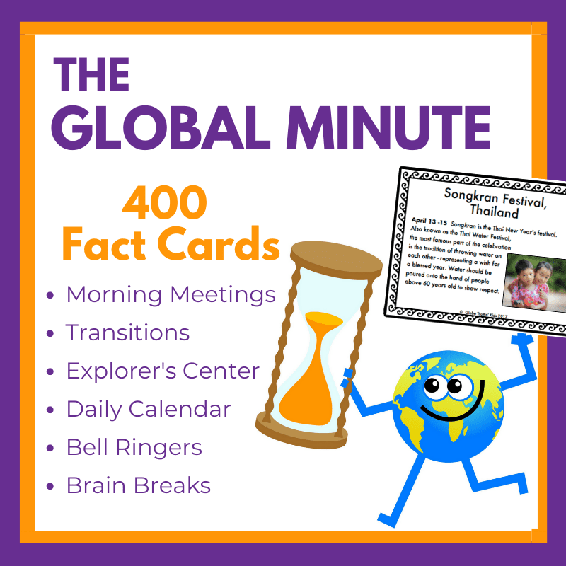 The Global Minute
