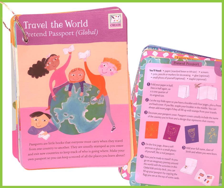 Pretent Passport