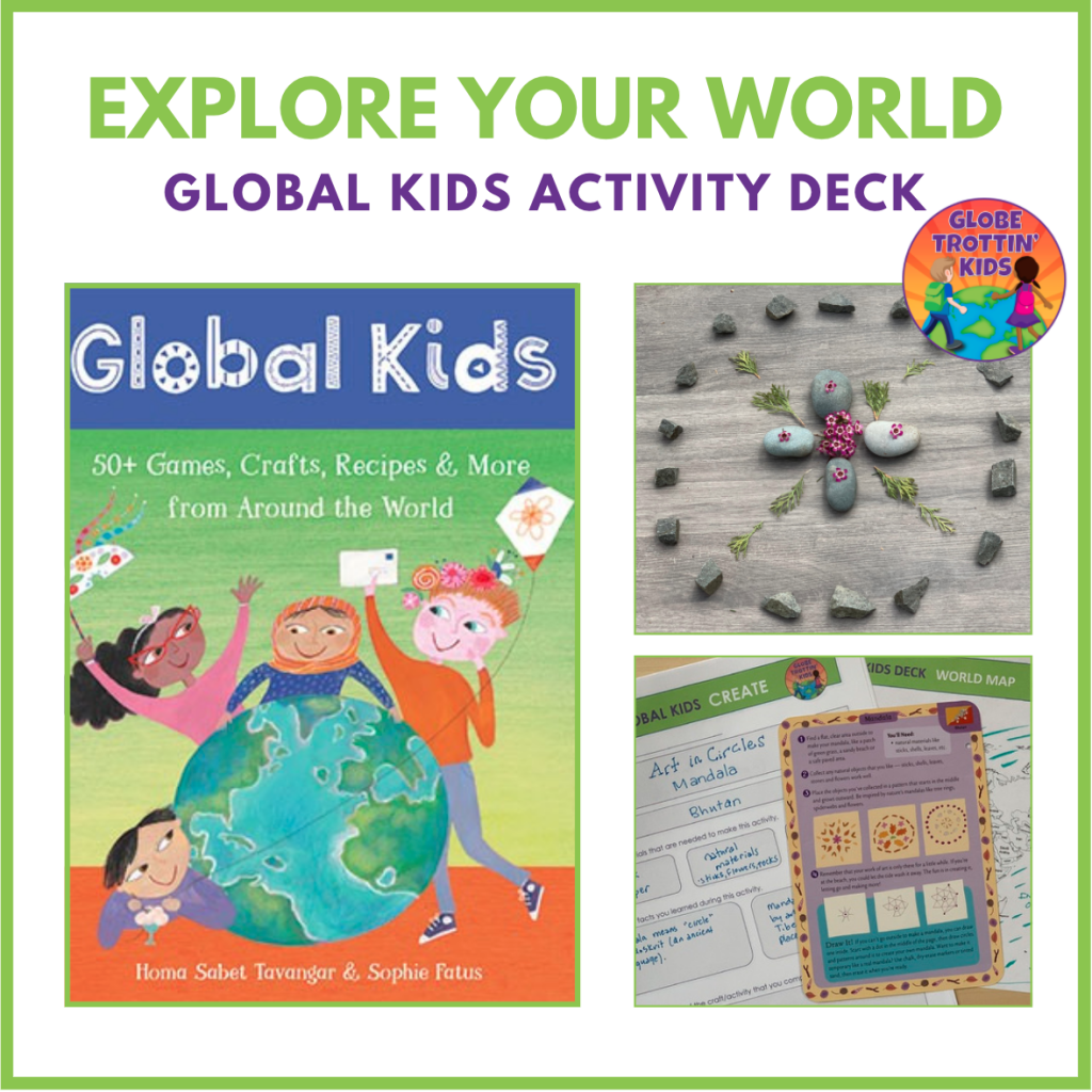 Global Kids Activity Deck