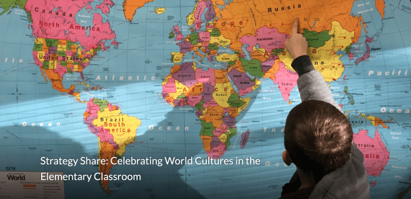 World Cultures in the Classroom