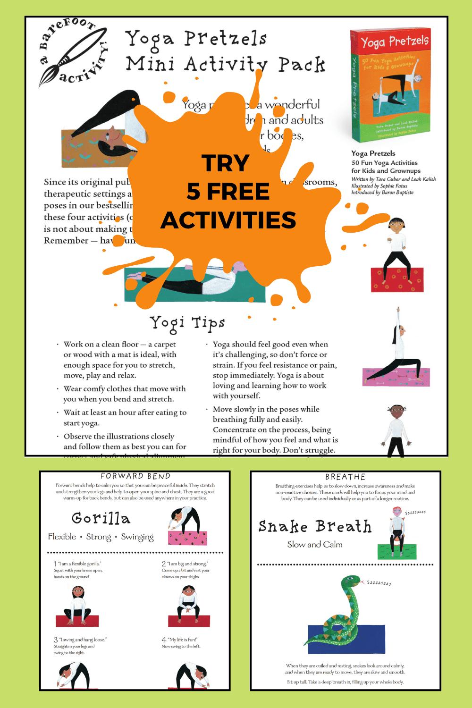 Free Yoga Activities