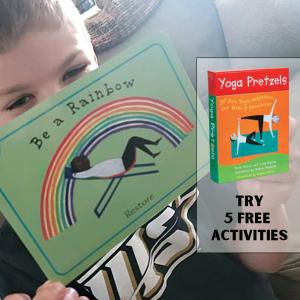 Yoga Activities for Kids and Grownups
