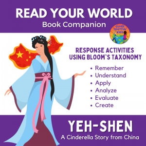 Yeh-Shen A Cinderella Story From China