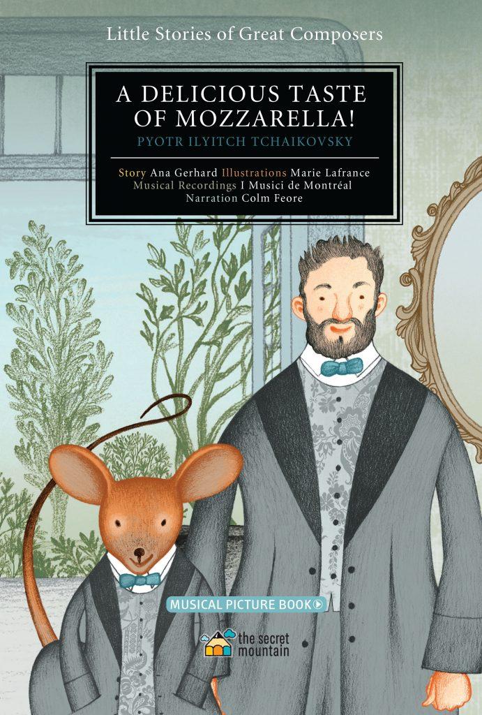 A Delicious Taste of Mozzerella!