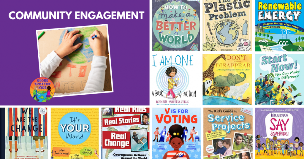 activism books for classroom library