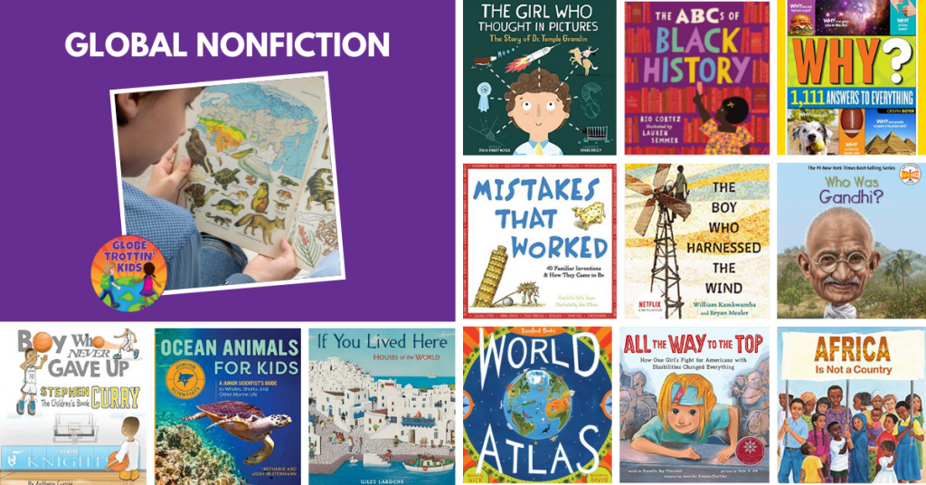 global nonfiction books for classroom library