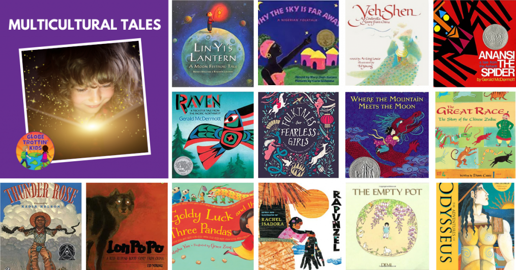 multicultural tales for classroom library