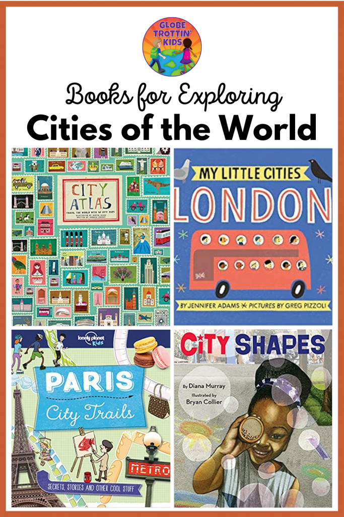 cities of the world books for kids