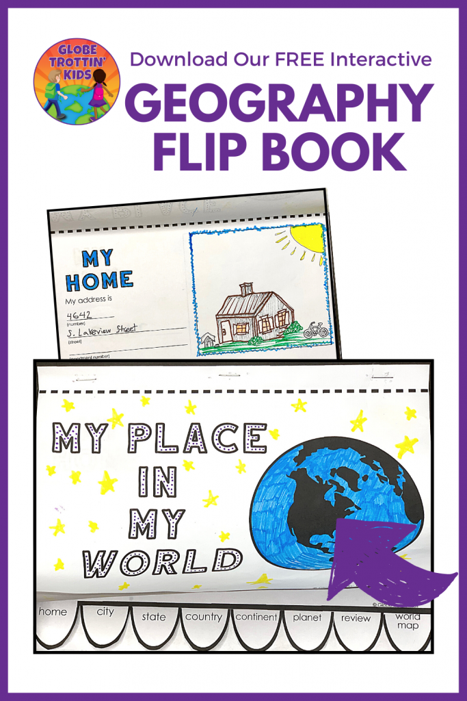 download a free me on the map flip book