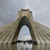 Azadi Tower Tehran