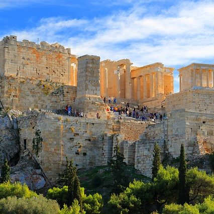 Greece-Acropolis