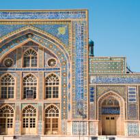 Blue Mosque, Herat