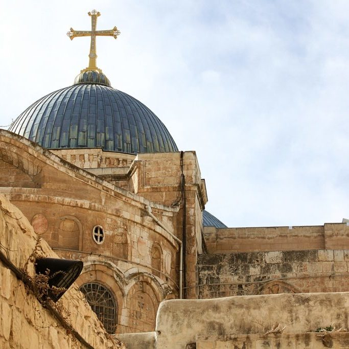 basilica-of-the-holy-sepulchre-2070814_1920