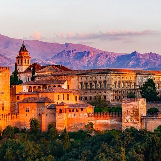 palace alhambra granada