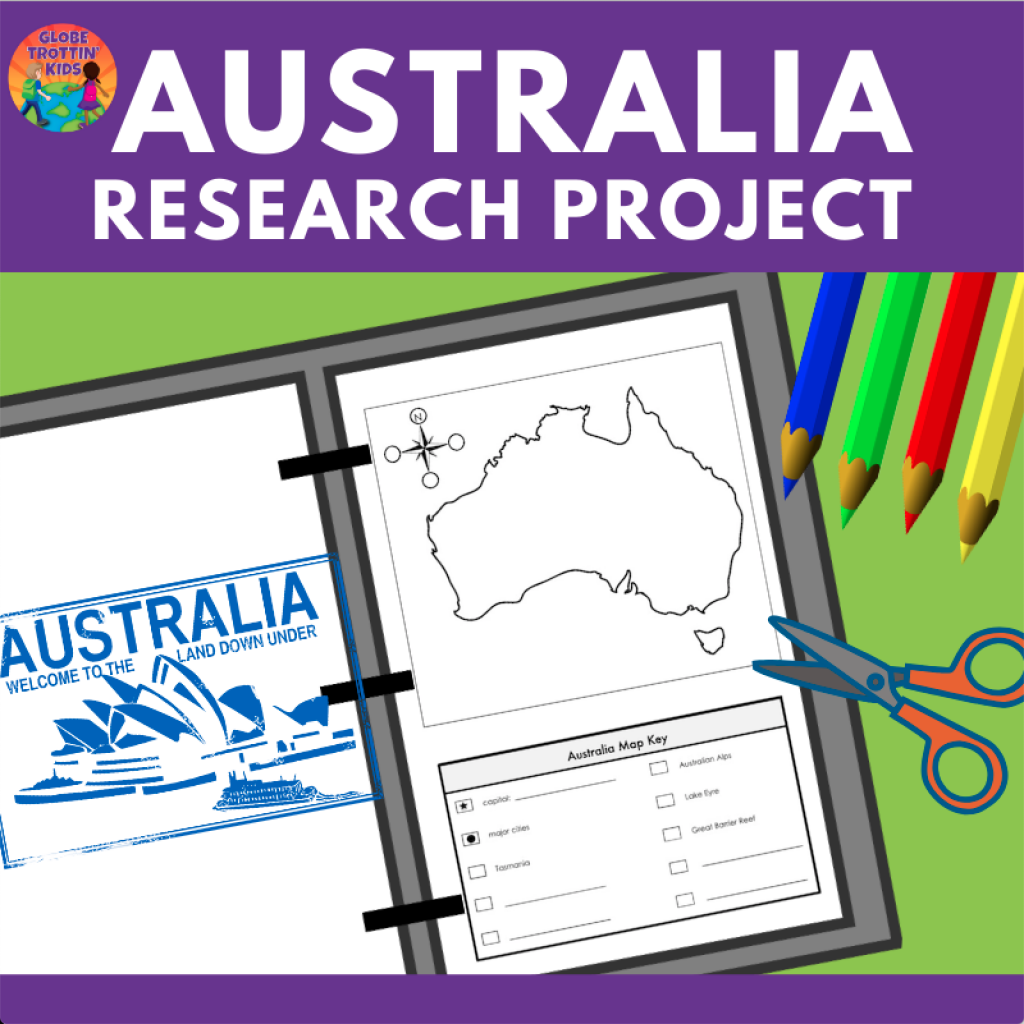 Australia Research Project